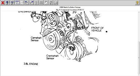 1988 Buick Lesabre No Ignition Spark: Wont Start. No Spark