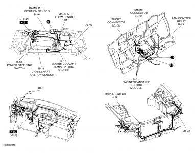 2004 Kia Optima Code Po335 Crankshaft Position Sensor