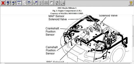 2002 Mazda 626 Radio Wiring Diagram. Mazda. Auto Fuse Box