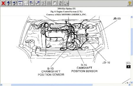 2004 Kia Optima Crankshaft Position Sensor: I Need to Know