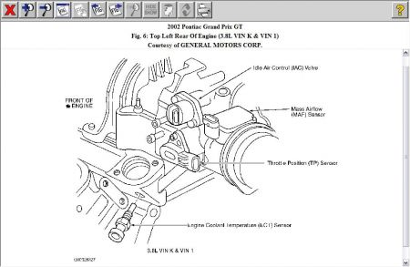 2004 Pontiac Grand Prix Engine Diagram, 2004, Free Engine