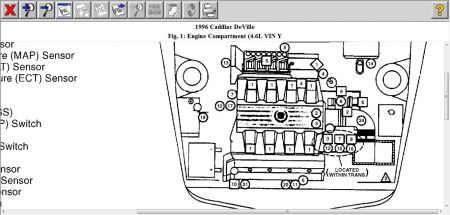 Wiring Diagrams On Cadillac Northstar Engine Diagram