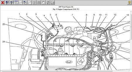 1997 Ford Taurus Spark Knocks: I Am Running 87 Octane Fuel