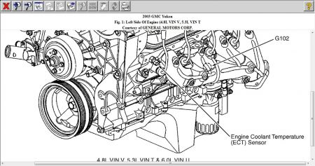 2004 Cadillac Cts Engine Diagram Cadillac STS Engine