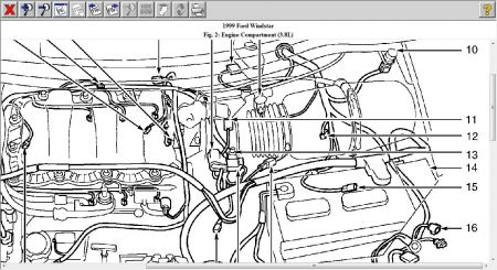 Ford Windstar Cooling System Diagram Chevy Silverado