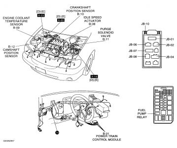 Wiring Manual PDF: 2004 Kia Engine Valve Diagram