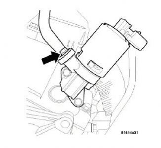 2007 Chrysler Town and Country EGR Valve: I Am Trying to