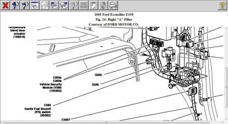Ford Inertia Fuel Shutoff Switch Fuel Oil Pump Wiring
