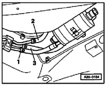 2001 Audi A6 Fuel Filter: Where Is the Fuel Filter Located