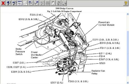 Wiring Diagram 2000 Jeep Grand Cherokee Laredo. Wiring