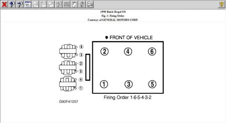 1998 Buick Regal Firing Order: What Is the Proper Firing