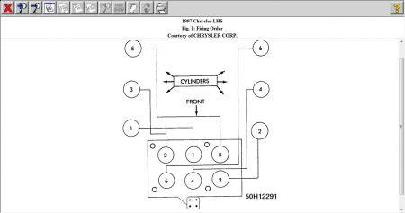 1997 Chrysler LHS Wont Start: Engine Mechanical Problem