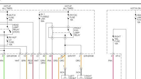 Wiring Diagram For 2004 Hyundai Santa Fe 2007 Hyundai Elantra Fusebox Radio And Foglights