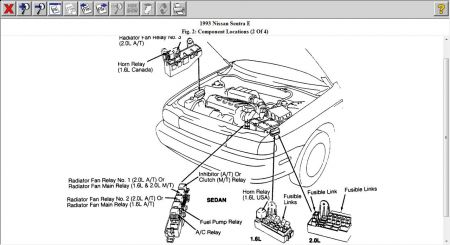 1993 Nissan Sentra RELAYS: I Have Checked the Relays and