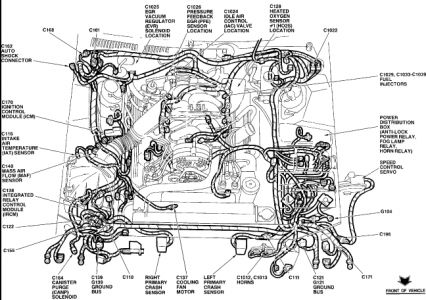 96 Thunderbird Engine Diagram, 96, Get Free Image About