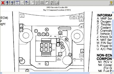 Audio System Wiring Diagram For 2003 Pontiac Grand Prix