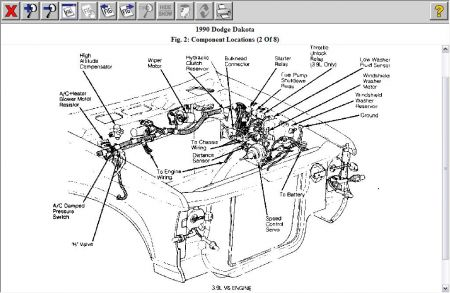93 Dodge Spirit Wiring Diagram 93 Dodge W250 Wiring