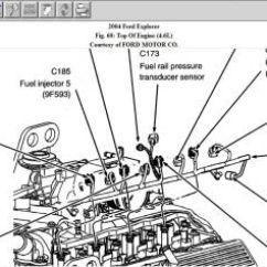 2004 Ford Explorer Starter Wiring Diagram Eye Of Hummingbird Fuel Rail Pressure Sensor Six Cylinder Four Wheel Drive Automatic Http Www 2carpros Com Forum Automotive Pictures 12900 3