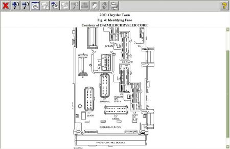 Neutral Safety Switch Wiring Diagram 2001 Chrysler Town