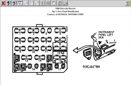 1995 Buick Lesabre Alternator Wiring Diagram