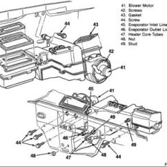 1997 Ford F150 Xl Radio Wiring Diagram Glowshift Air Fuel Ratio Gauge 1990 Gmc Sierra Pictorial Of Heater Core Removal