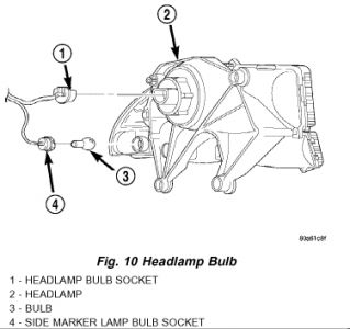2002 Dodge Dakota Head Light: This May Seam Simple but How