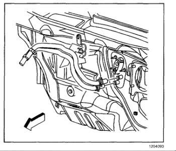 2004 Pontiac Grand Prix: Heater Problem 2004 Pontiac Grand