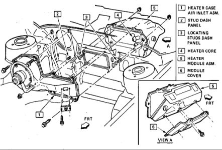 87 Chevy Truck Heater Vacuum Diagram, 87, Free Engine