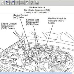 2001 Isuzu Rodeo Engine Diagram The Black Cat Plot Idles High: Six Cylinder Four Wheel Drive Automatic 112,000 Miles...