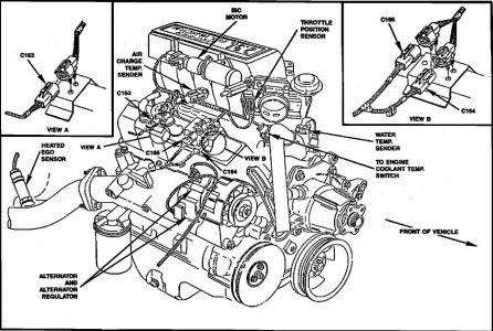 1986 Ford Bronco Wiring Diagram. 1986. Automotive Wiring