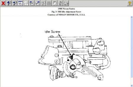 2003 Nissan Maxima Throttle Body Diagram Html