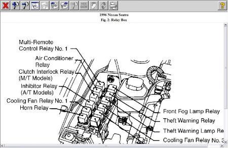 2006 nissan sentra engine diagram wb festiva wiring starter free for you 1996 relay automatic rh 2carpros com 1994