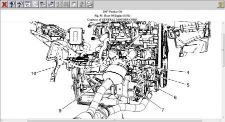 2008 Pontiac G6 Engine Problems, 2008, Free Engine Image