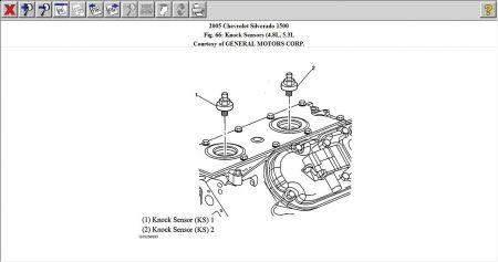 2005 Chevy Silverado NOX Sensors: a Troubleshooting Engine