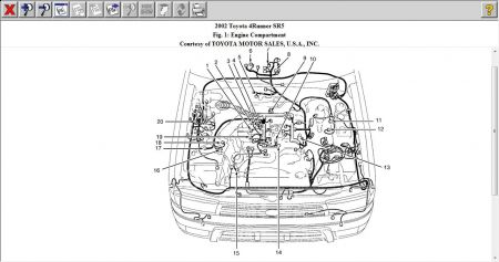 1991 Toyota Mr2 Wiring Diagram, 1991, Free Engine Image