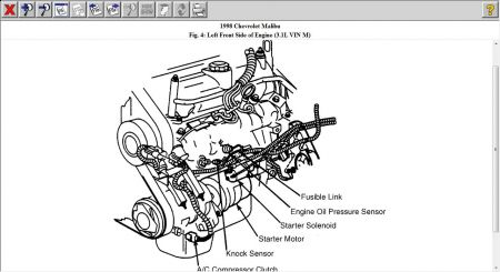 Gm 3 5l V6 Engine, Gm, Free Engine Image For User Manual