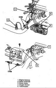 1990 Chevy Blazer Oxygen Sensor: Engine Performance