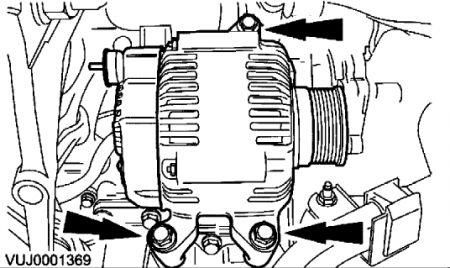 2003 Jaguar S-Type Iolpan: How to Remove Engine Oil Pan