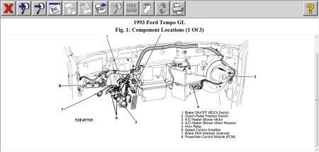 1993 Ford Taurus WON'T START: Engine Mechanical Problem