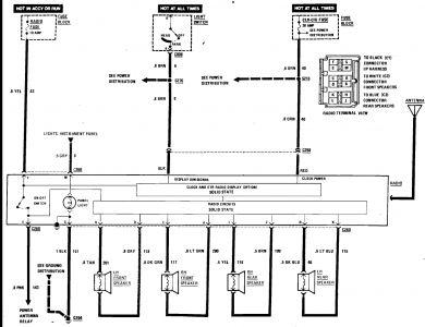 1984 Oldsmobile Cutlass Stereo: Interior Problem 1984