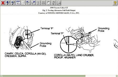 1990 Toyota Celica Shortage???: Electrical Problem 1990