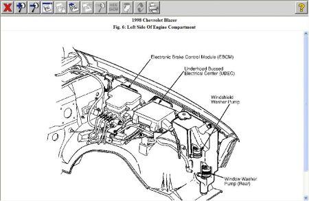 Chevy Relay Location, Chevy, Free Engine Image For User