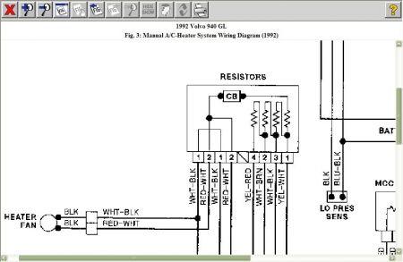 fuse box location 1994 volvo wiring diagram