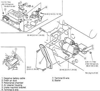 2001 mazda tribute serpentine belt diagram 2005 ford focus engine 2002 626 v6 wiring ~ odicis