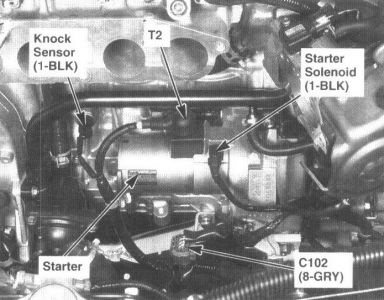 2007 honda civic starter wiring diagram how to wire a rotary isolator switch 2004 crv location: i need know where find the ...