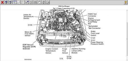 1996 Ford Ranger Egr Solenoid: Were Is the Egr Solenoid