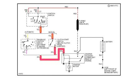 4 Post Ignition Switch Key 4 Post Frame Wiring Diagram