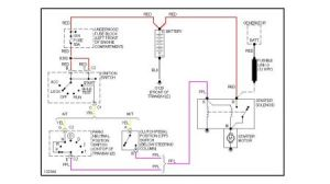 Picture of Starter Wiring Please: Hello, I Replaced the