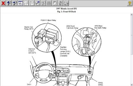 2004 Honda Accord Engine Diagram, 2004, Free Engine Image