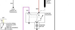 2001 Pontiac Sunfire Picture of Starter Wiring Please
